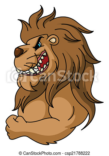 Lion - csp21788222