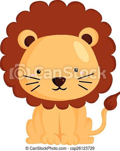 Lion - csp26123729