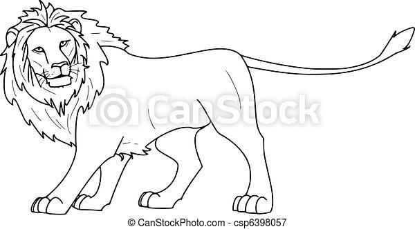 Lion - csp6398057