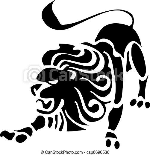lion king - csp8690536