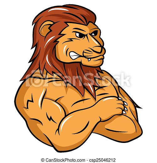 lion mascot vector clip art search illustration drawings and eps rh canstockphoto com