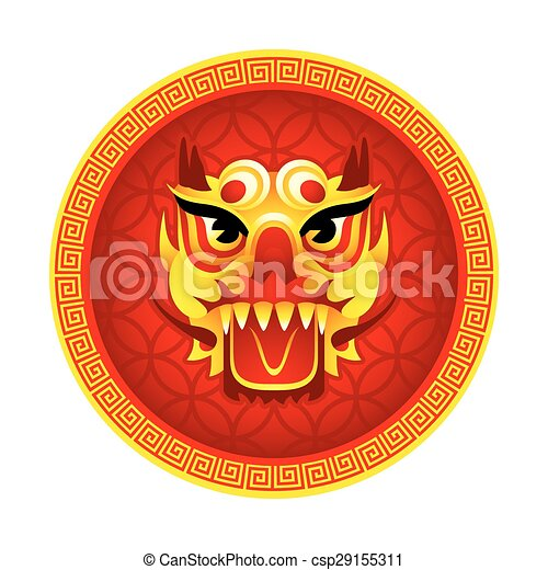 lion masque symbole csp29155311 - Masque Lion