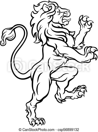 Lion Standing Rampant Heraldic Crest A Lion Standing Rampant From A Heraldic Crest Or Coat Of Arms Canstock Apparently the rampant lion facing left is just rampant on the coats of arms of the member nations of benelux. https www canstockphoto com lion standing rampant heraldic crest 56899132 html