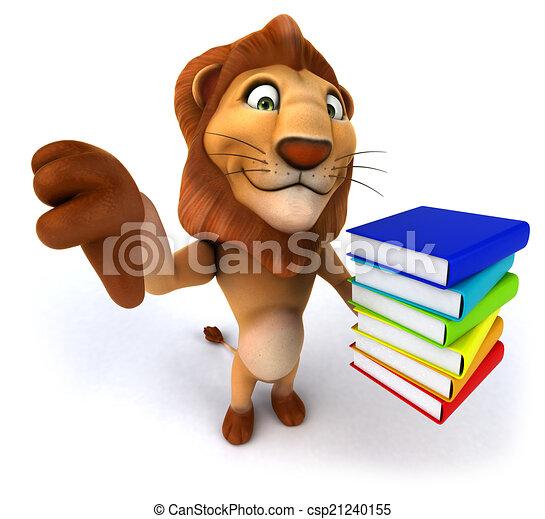 Lion - csp21240155