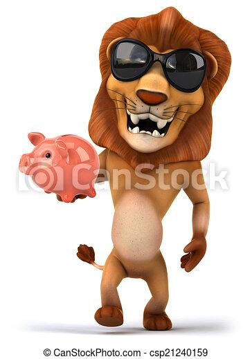 Lion - csp21240159