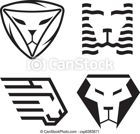 Lion - csp6383671