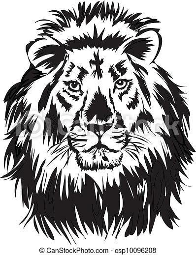 lion - csp10096208