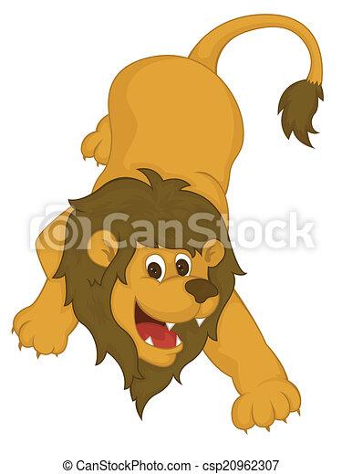 Lion - csp20962307