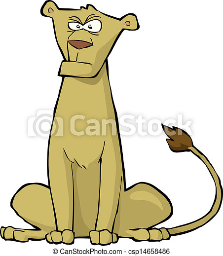 lioness on a white background vector illustration vector search rh canstockphoto ca lioness clipart images lioness clipart free