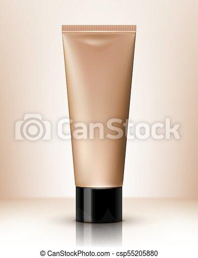 liquid makeup foundation in tube - csp55205880