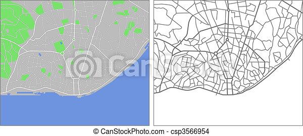 lisbona - csp3566954
