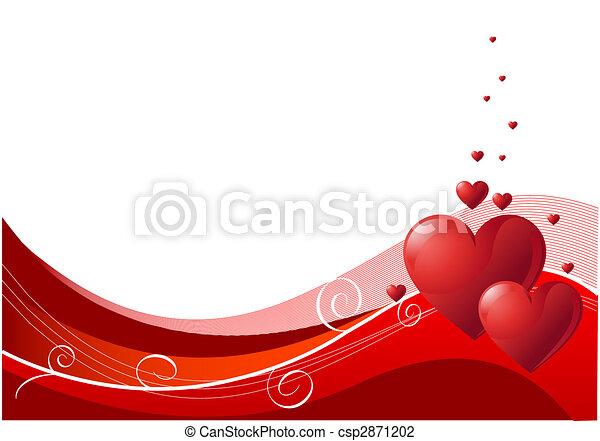 list miłosny - csp2871202