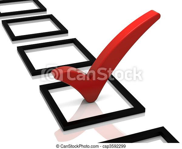 Lista de cheques - csp3592299