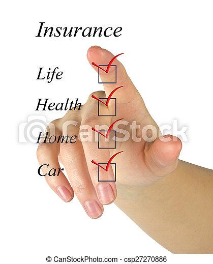 Lista de seguros - csp27270886