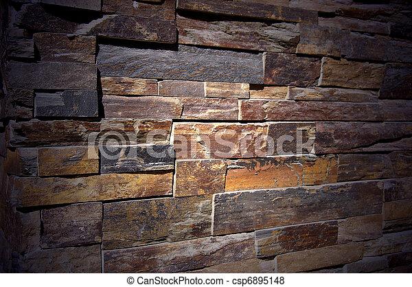 eclairage mur en pierre interieur lit mur pierre photo libre de droits with eclairage mur en. Black Bedroom Furniture Sets. Home Design Ideas