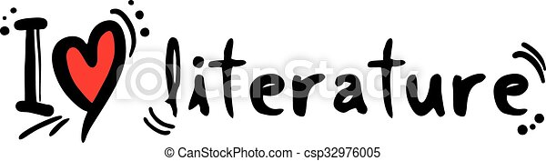 Amor literario - csp32976005