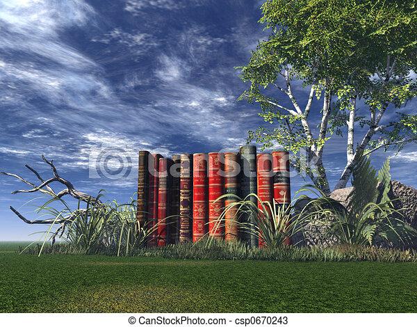Literatura - csp0670243