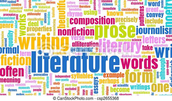 Literatura - csp2655368