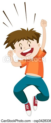 little boy jumping up illustration clip art vector search drawings rh canstockphoto com jumping clipart black and white jumping clipart