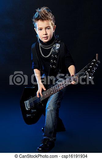 little boy - csp16191934