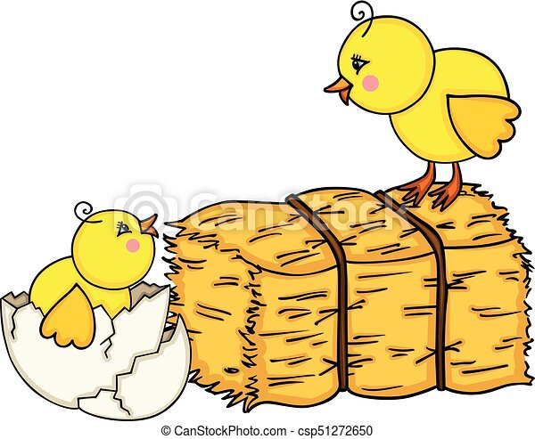 scalable vectorial image representing a little chicks with rh canstockphoto com happy clip art free happy clip art free