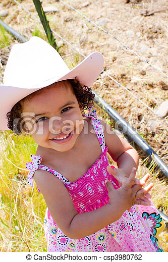 99cb4d4fe Little Cowgirl