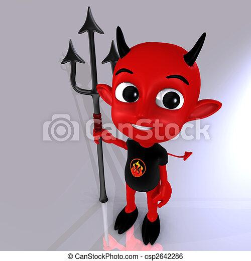 Little Devil #04 - csp2642286
