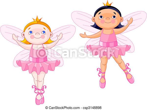 Little fairies - csp3148898