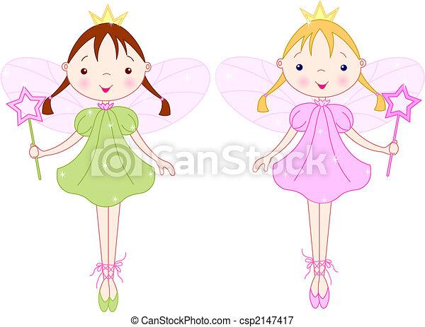 Little fairies - csp2147417