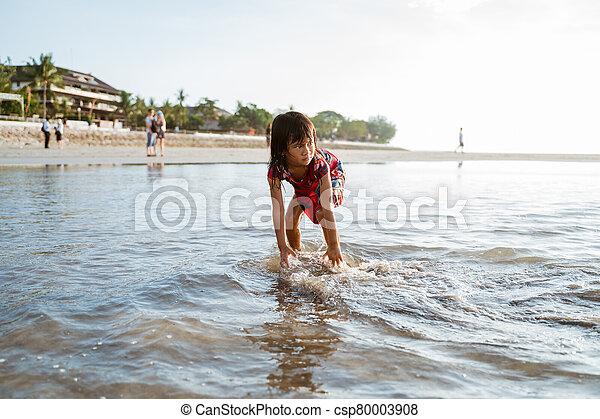 Naked Child Girl Photo