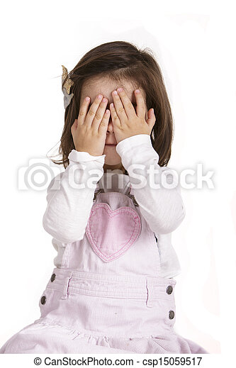 Little girl - csp15059517