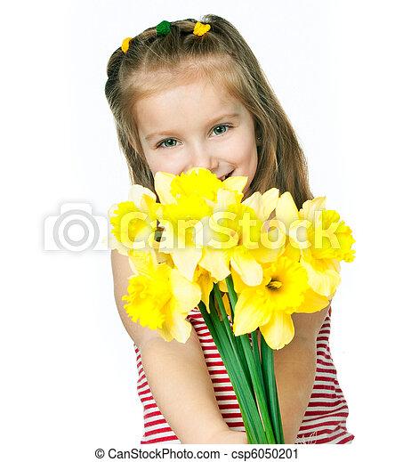 little girl - csp6050201
