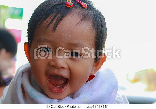 Little girl - csp17463161
