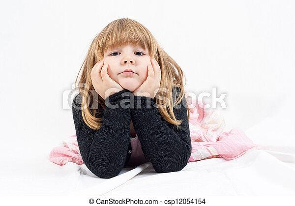 Little Girl - csp12054154