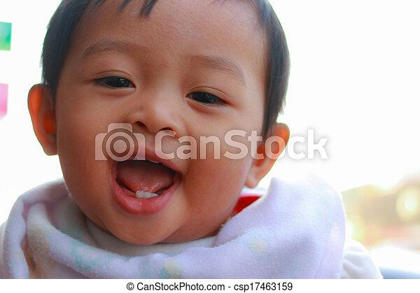 Little girl - csp17463159