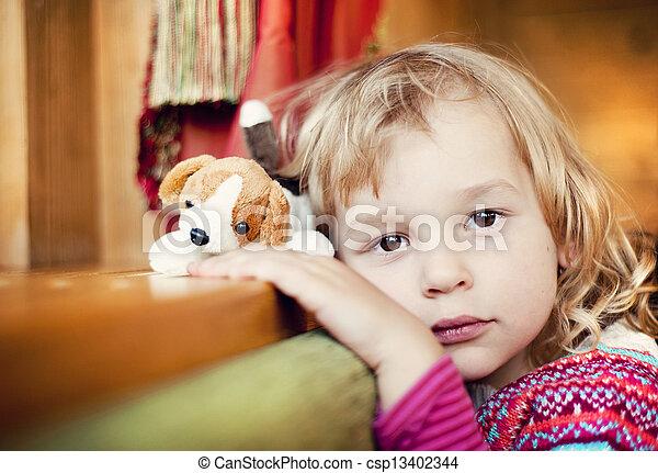 Little girl - csp13402344