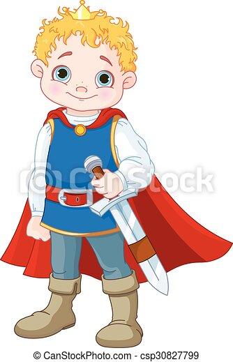 Little Prince - csp30827799