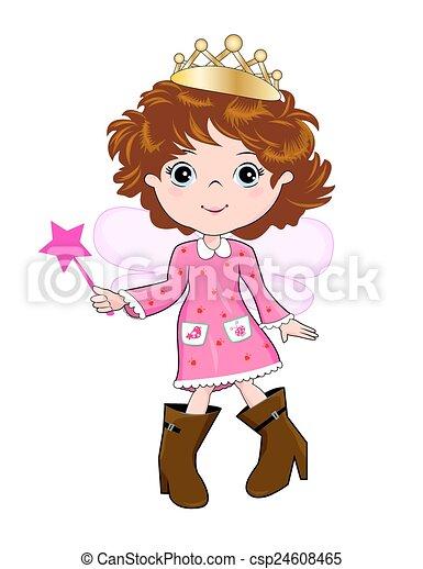 Little Princess - csp24608465