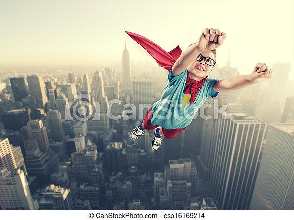 Little Superhero - csp16169214