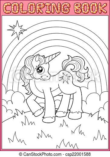 Little unicorn - csp22001588