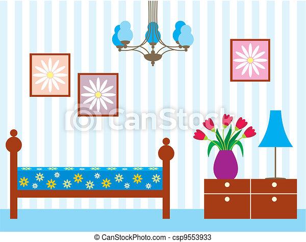 Living room - csp9553933