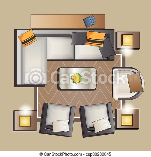 living room top view living room furniture top view set2 living room furniture 14256