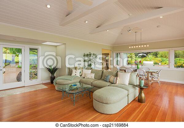 Living room - csp21169884