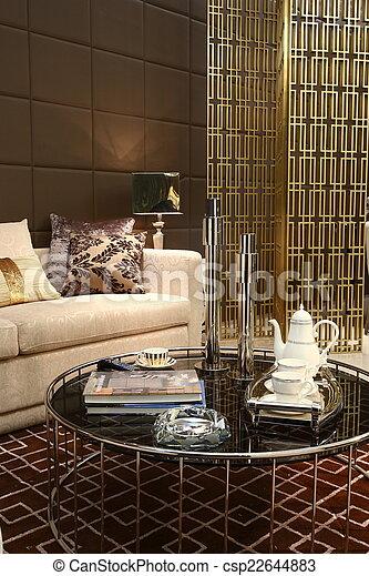 Living room - csp22644883