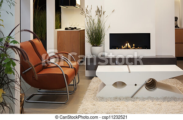 living room  - csp11232521