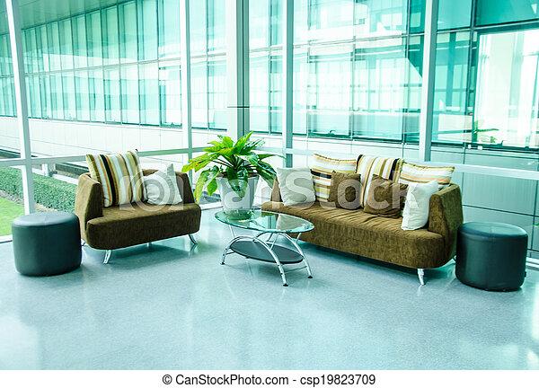 Living room - csp19823709