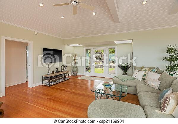 Living room - csp21169904