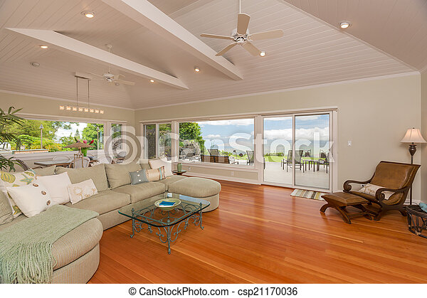 Living room - csp21170036