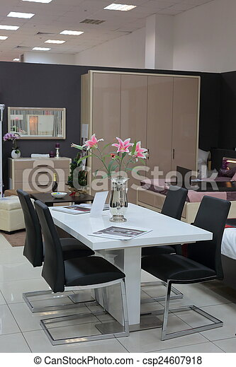 Livingroom - csp24607918
