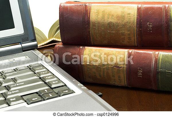livres, #30, légal - csp0124996